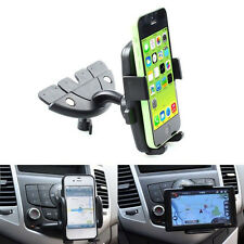 For Mobile Smart Phone GPS 360 Car Auto CD Slot Mount Cradle Holder Stand �€ Kl