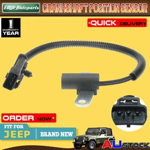 Crankshaft Position Sensor for Jeep Wrangler TJ L6 4.0L 1997-2004 56027865AB CPS