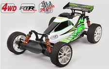 FG modellsport #670060r Fun CROSS wb535 RTR 2,4 GHz Funke 26ccm GASOLINA MOTOR