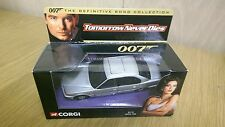 Corgi 05101 diecast James Bond Tommorow Never Dies BMW 750i