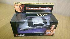 Corgi 05101 diecast James Bond Tommorow Never Dies BMW 750i