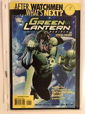 GREEN LANTERN REBIRTH #1 SPECIAL EDITION DC COMICS GEOFF JOHNS