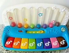 Leap Frog POPPIN' PLAY PIANO Musical Learning Toy Teaches Numbers Colors Music
