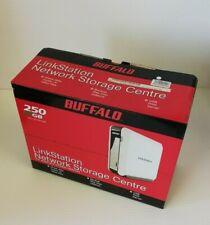 Buffalo Linkstation HD-H250L-EU Network Storage Center 250GB - BRAND NEW