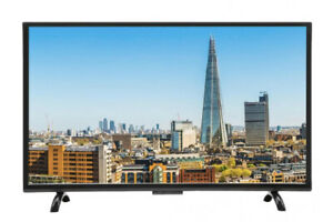 """32"""" Curved Smart Screen TV"""
