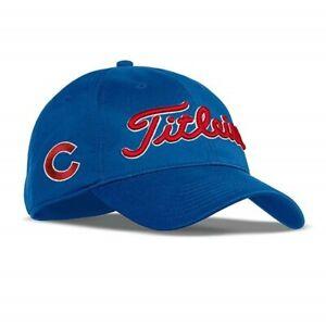 NEW Titleist 2017 MLB Golf Hat Cap Adjustable Snapback OSFM - Choose Team!