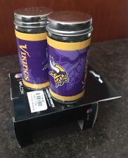 Minnesota Vikings Salt & Pepper Shakers