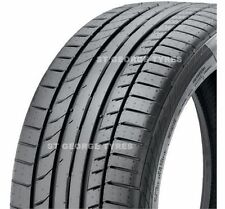 CONTINENTAL SPORTS CONTACT 5 TYRES 2254018 225/40r18 225-40-18 NEW TYRES MERCEDE