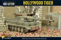 HOLLYWOOD TIGER - BOLT ACTION - WARLORD 1/56 SCALE 28MM KELLY'S HEROES