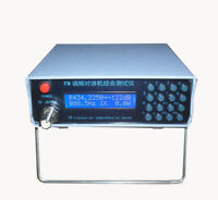 CTCSS Frequency Meter Tester Transmit receiver RF Signal Generator NEW FM Tester