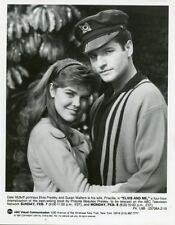 SUSAN WALTERS DALE MIDKIFF ELVIS PRESLEY AND ME ORIGINAL 1987 ABC TV PHOTO