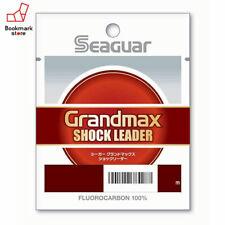 NEW Seaguar Grandmax Shock Leader 30m 8lb #1.5 Clear 0.205mm Fluorocarbon Japan