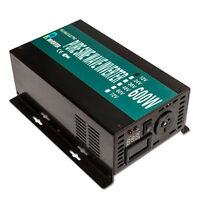 24V to 240V 50HZ 600W Off Grid Pure Sine Wave Car Power Inverter