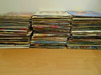 "30 X 7"" INSTANT STARTER RECORD COLLECTION  VINYL RECORDS1980s PICTURE SLEEVES"