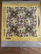 2014 Jimi Hendrix Sheet of 16 Forever Stamps ITEM # 588004