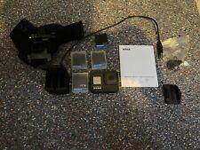 gopro hero8 black, 3 Akkus,zubehörpaket,256gb Speicherkarte,wie Neu