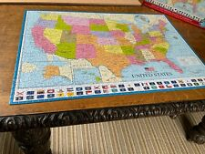 Jigsaw puzzle, United States of America,1000 pieces.