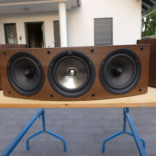 KEF iQ6c HighEnd 3-Wege Center Nussbaum , TOPP !!