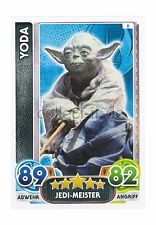 Force Attax Movie 4 - 6 - Yoda - Jedi-Meister - Rebellen-Allianz