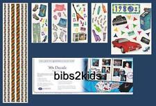 NEW Creative Memories '80s DECADE Sticker Pack