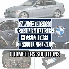BMW 3 SERIES E90  Instrument Cluster + CAS Mileage Correction Service