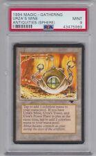 URZA'S MINE card Antiquities set PSA 9 Grade MINT Magic the Gathering MTG 1994