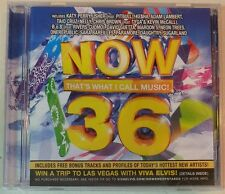NOW THAT'S WHAT I CALL MUSIC! 36 by Various Artists (CD, 2010-EMI-USA) Very Good