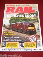 RAIL - CROSSRAIL SECRETS - SEPT 7 2011 # 678