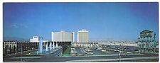 Caesars Palace Fountain Long Postcard Nancy Wilson Sergio Mendez 1970 Las Vegas