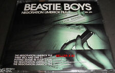 BEASTIE BOYS single CD the NEGOTIATION LIMERICK FILE 5 track single 3 MCs 1 DJ