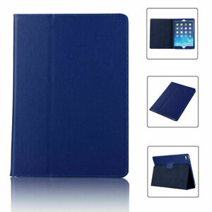 Magnetic Leather Fold Smart Stand Case Cover Stand Apple iPad Mini 1 2 3 4 5