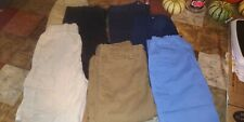 Boys Size 12 & 14 Uniform Bottoms/Shorts