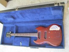 Vintage 1972 Gibson SG Pro Guitar PROJECT HUSK Neck and body ONLY