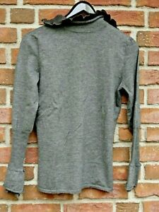 Brunello Cucinelli  Langarm - Shirt  Pullover  Cashmere grau  dt XL