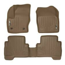 Maxliner 2013-2019 Ford Escape C-Max Floor Mats 2 Row Set Tan A1115/B1115