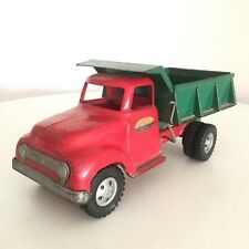 Vintage 1950's TONKA TOYS  Dump Truck. All Original unrestored condition.  Nice