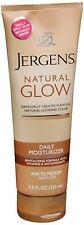 Jergens Natural Glow Daily Moisturizer, Fair to Medium Skin Tones 7.50 oz