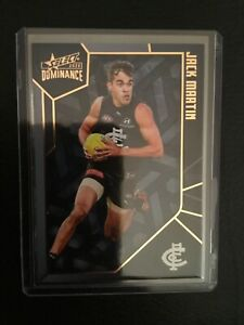 2020 Select Dominance Holographic Parallel of Jack Martin Card No.179 of 350