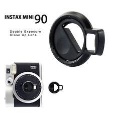 Double Exposure Close Up LENS Mirror Polaroid Fujifilm Instax Mini Camera 90