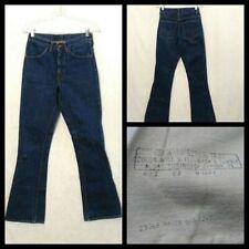 Levi's 646 Big E Flared Jeans Men's Measured 28X32 Orange Tab No Tag Inv#F4930