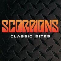 """SCORPIONS """"CLASSIC BITES"""" CD NEUWARE"""