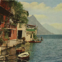 Switzerland in Color - Photo Book 1940 Agfacolor & Kodachrome w/48 pictures