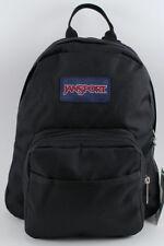 JANSPORT HALF PINT BLACK MINI BACKPACK BAG DAYPACK AUTHENTIC JS00TDH6008 NEW