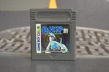 POCKET MONSTERS SILVER POKÉMON GAME BOY COLOUR JAP JP JPN GAMEBOY
