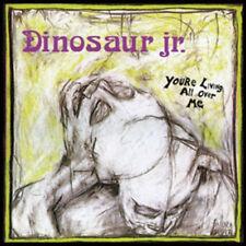 """Dinosaur Jr. : You're Living All Over Me Vinyl 12"""" Album (2011) ***NEW***"""