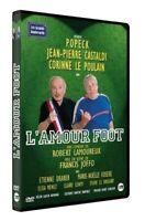 L'amour foot DVD NEUF SOUS BLISTER Popeck, Jean-Pierre Castaldi