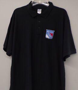 New York Rangers NHL Hockey Mens Polo XS-6XL, LT-4XLT New