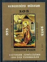 Ungarn MiNr. Block 102 B postfrisch MNH Weihnachten (A0518