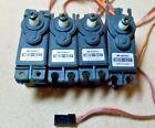 Lot of Four (4) JR NES-507 Servos