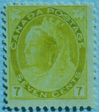 Canada 1902 7c Unused No Gum SG 160 cat £70